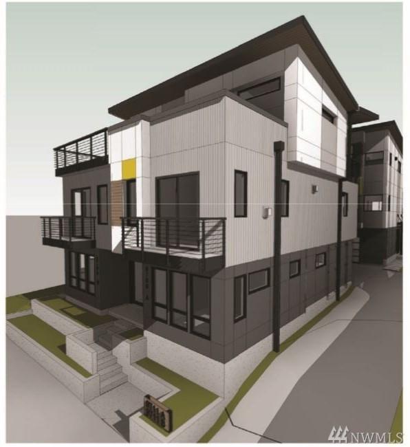 9709 Roosevelt Wy NE B, Seattle, WA 98115 (#1412039) :: Kwasi Homes