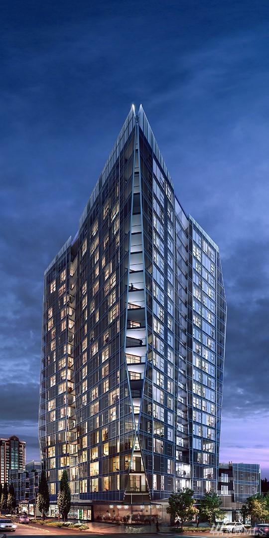 188 Bellevue Way NE #701, Bellevue, WA 98004 (#1414380) :: Real Estate Solutions Group