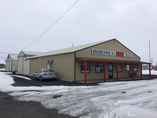 1290 NW Basin St, Ephrata, WA 98823 (MLS #1415456) :: Nick McLean Real Estate Group