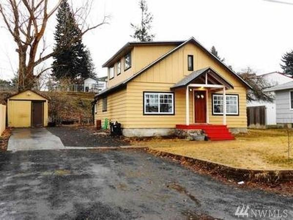 513 Spring St, Davenport, WA 99122 (#1422432) :: Commencement Bay Brokers