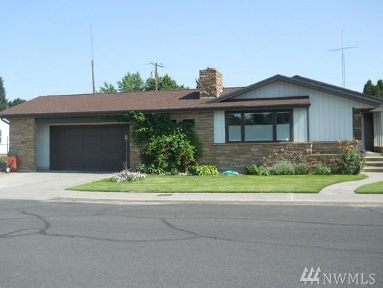 405 W 7th, Ritzville, WA 99169 (#1423868) :: Northern Key Team