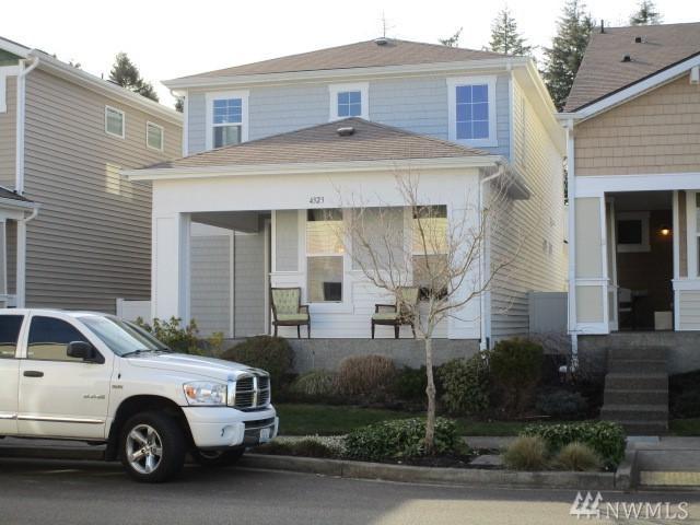 4323 Crestone St NE, Lacey, WA 98516 (#1423954) :: Mike & Sandi Nelson Real Estate