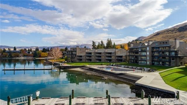 103 Park St #511, Chelan, WA 98816 (#1424610) :: Mike & Sandi Nelson Real Estate