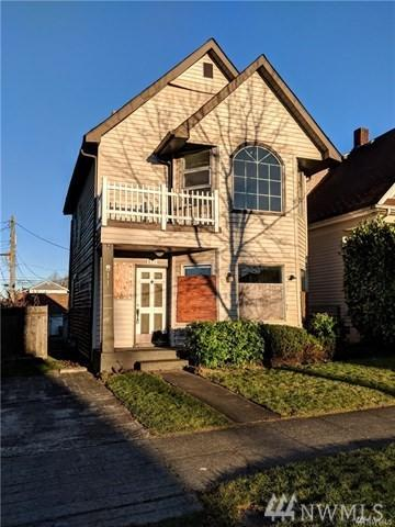 811 S Grant Ave, Tacoma, WA 98405 (#1427830) :: Keller Williams - Shook Home Group