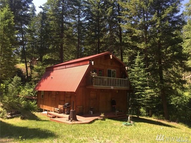 289 West Fork Rd, Conconully, WA 98819 (#1430415) :: Ben Kinney Real Estate Team