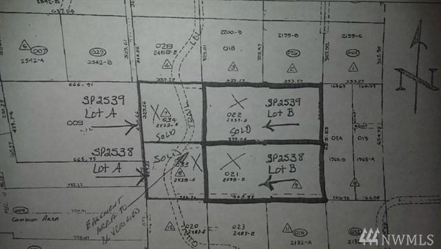 0-Lot B Quail Trail Lane, Poulsbo, WA 98370 (#1430728) :: Mike & Sandi Nelson Real Estate
