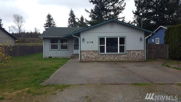 478 Huston St S, Tenino, WA 98589 (#1433980) :: Northern Key Team