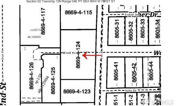 0 1st St, Morton, WA 98356 (#1436121) :: McAuley Homes