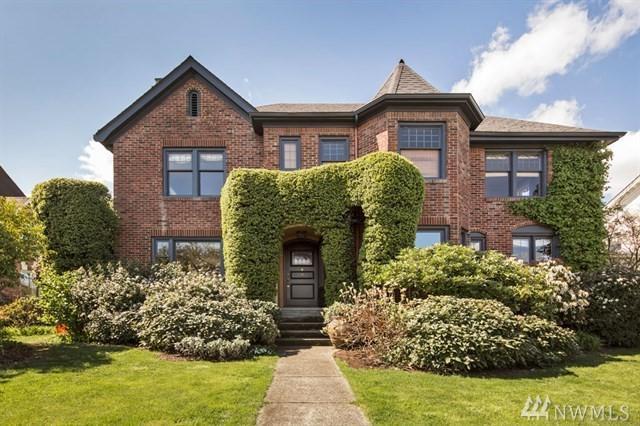 3321 Cascadia Ave S, Seattle, WA 98144 (#1438466) :: Ben Kinney Real Estate Team