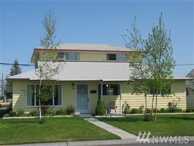 160 H St NE, Ephrata, WA 98823 (MLS #1439841) :: Nick McLean Real Estate Group