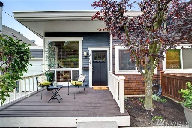 664 W Emerson St B, Seattle, WA 98119 (#1442546) :: Ben Kinney Real Estate Team