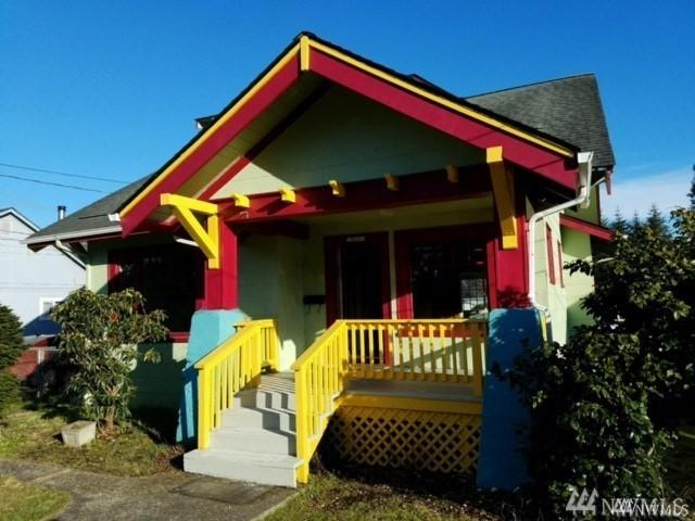 853 Fowler St, Raymond, WA 98577 (#1444601) :: Kimberly Gartland Group