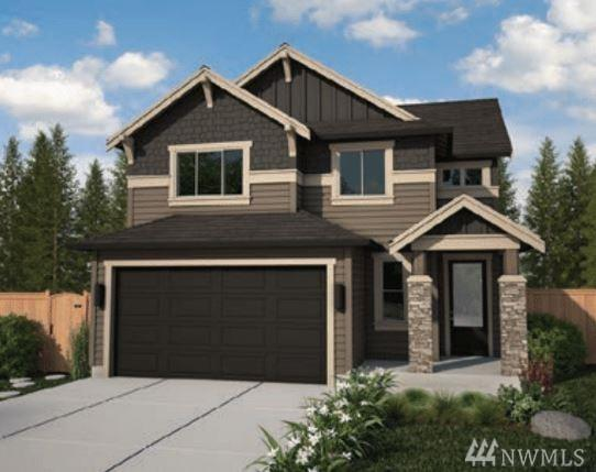 20114 98th Ave S Lot 9, Kent, WA 98031 (#1446131) :: Hauer Home Team
