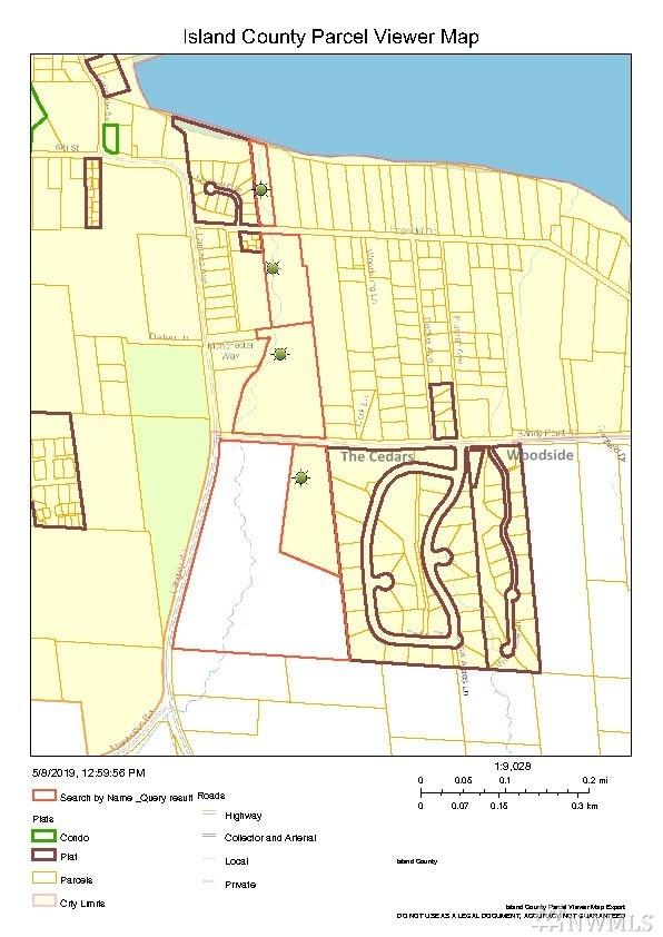 0 Sandy Point Thru Edgecliff Rd, Langley, WA 98260 (#1451094) :: The Kendra Todd Group at Keller Williams