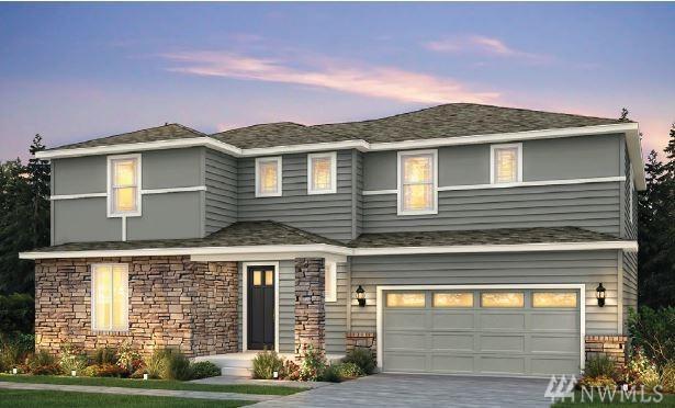 29035 NE 29013  Ne 155th (Lot 58), Duvall, WA 98019 (#1451599) :: Homes on the Sound