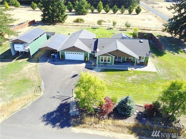 10149 173rd Ave SW, Rochester, WA 98579 (#1457317) :: Real Estate Solutions Group