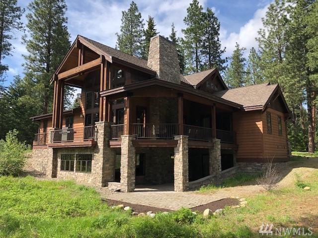 120 Bunchberry Ct, Cle Elum, WA 98922 (#1458137) :: Homes on the Sound