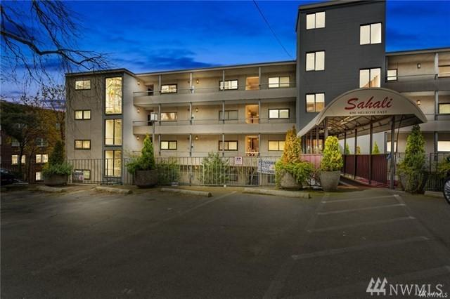 400 Melrose Ave E #503, Seattle, WA 98102 (#1460204) :: Real Estate Solutions Group