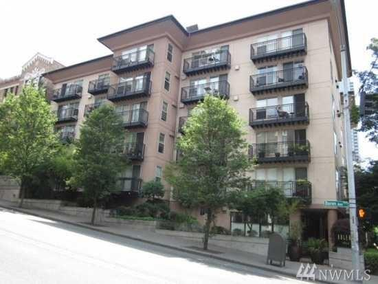 1323 Boren Ave #603, Seattle, WA 98101 (#1463565) :: Keller Williams Realty
