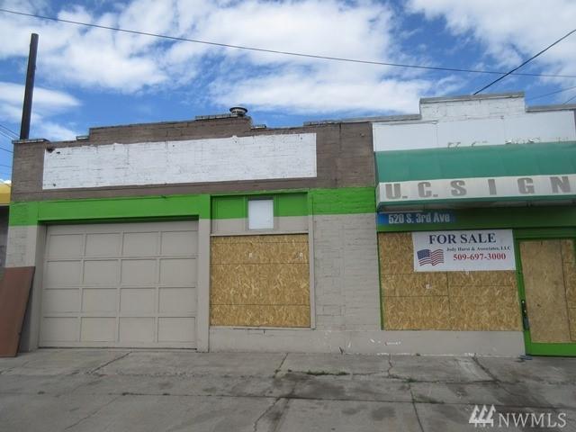 520 S 3rd Ave, Yakima, WA 98902 (#1463598) :: Homes on the Sound