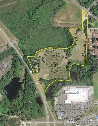 10970 N Highway 101, Shelton, WA 98584 (#1470125) :: Better Properties Lacey