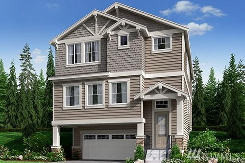22358 SE 43rd (Lot 37) Place, Sammamish, WA 98029 (#1473927) :: Ben Kinney Real Estate Team