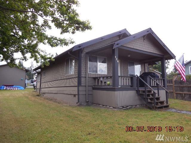 528 W 12Th. St, Port Angeles, WA 98363 (#1474800) :: Crutcher Dennis - My Puget Sound Homes