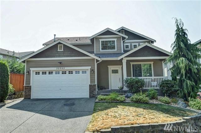 30323 112th Place SE, Auburn, WA 98092 (#1480536) :: Record Real Estate