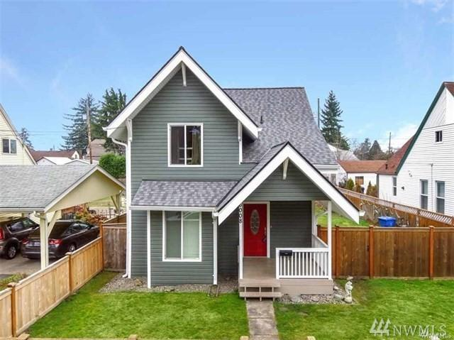 6008 S Junett St, Tacoma, WA 98409 (#1481759) :: Real Estate Solutions Group