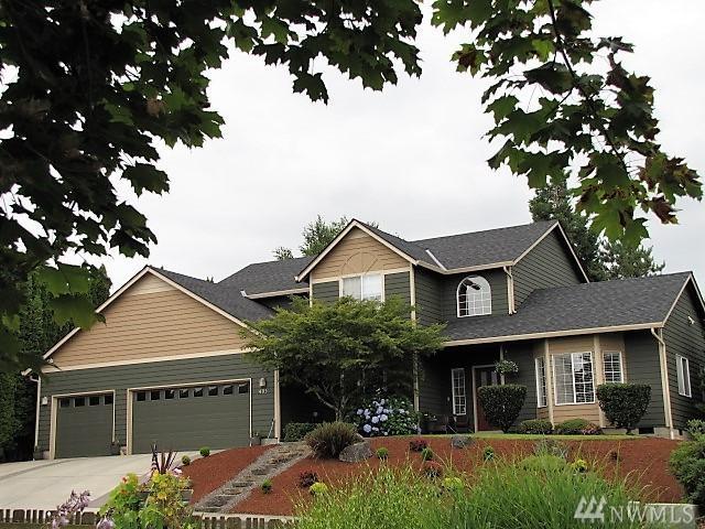 405 NW 107th St, Vancouver, WA 98685 (#1484567) :: Kimberly Gartland Group