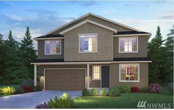 2014 (Lot 98) Water Lily Lane SE, Lacey, WA 98503 (#1485244) :: Chris Cross Real Estate Group