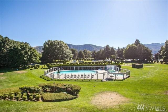 1 Tennis 651 E1-E2, Manson, WA 98831 (MLS #1486114) :: Nick McLean Real Estate Group