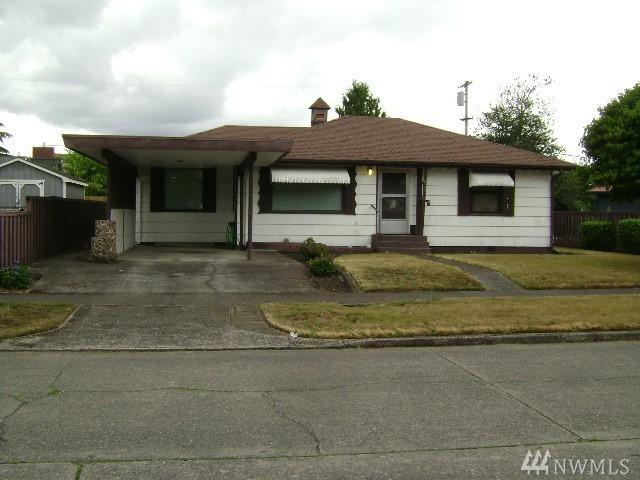 613 W Cherry St, Centralia, WA 98531 (#1489096) :: Pacific Partners @ Greene Realty