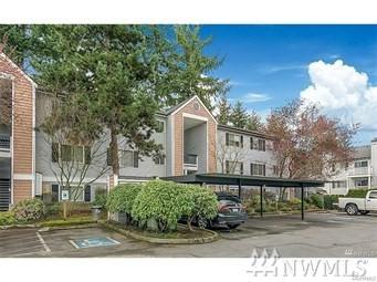 1003 156TH Ave NE A206, Bellevue, WA 98007 (#1492529) :: Platinum Real Estate Partners