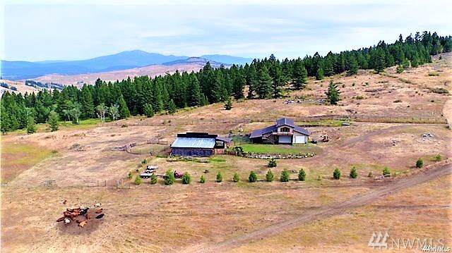 179 Fletcher Rd, Oroville, WA 98844 (#1492728) :: Ben Kinney Real Estate Team