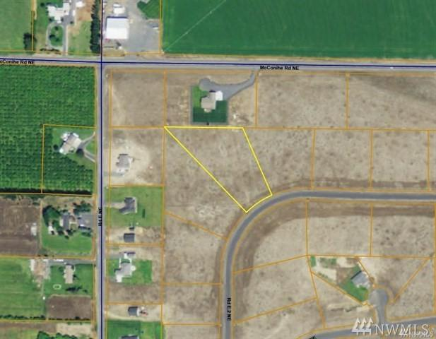 0 Lot 4 Road 6.9 NE, Moses Lake, WA 98837 (#1494742) :: Northern Key Team