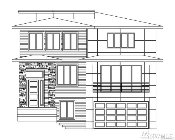 7212 NE 118th (Lot #2) Ct, Kirkland, WA 98034 (#1498083) :: Real Estate Solutions Group