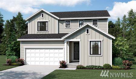 447 N Foster St, Buckley, WA 98321 (#1501544) :: The Kendra Todd Group at Keller Williams