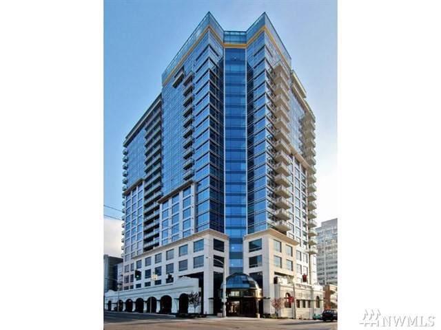 2033 2nd Ave #1201, Seattle, WA 98121 (#1507200) :: Liv Real Estate Group
