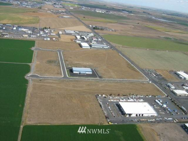 0 E Industrial Street, Moses Lake, WA 98837 (#1519800) :: Better Properties Real Estate