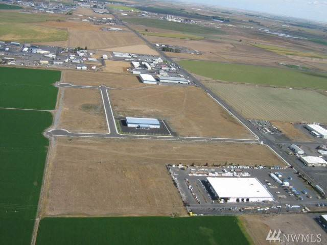 0 E Industrial Street, Moses Lake, WA 98837 (MLS #1519800) :: Nick McLean Real Estate Group