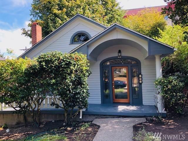 818 N 10th St, Tacoma, WA 98403 (#1520956) :: Keller Williams Realty