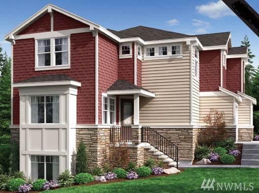 22362 SE 43rd (Lot 38) Place, Issaquah, WA 98029 (#1522609) :: Ben Kinney Real Estate Team