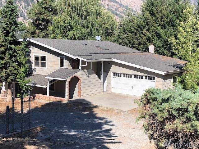 150 Pine Crest Place, Manson, WA 98831 (MLS #1528896) :: Nick McLean Real Estate Group