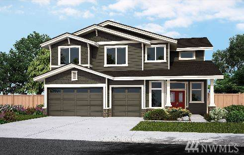 15246 NE Woodland Place (Homesite 2), Woodinville, WA 98072 (#1530307) :: The Kendra Todd Group at Keller Williams