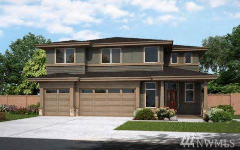 15310 NE Woodland Place (Homesite 6), Woodinville, WA 98072 (#1530309) :: The Kendra Todd Group at Keller Williams