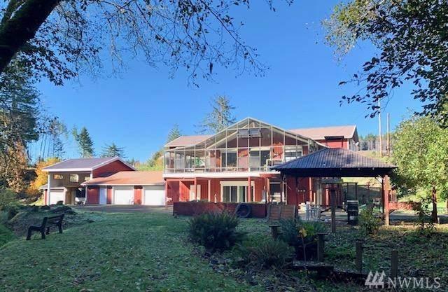 1412 Elochoman Valley Rd, Cathlamet, WA 98612 (#1533865) :: Chris Cross Real Estate Group