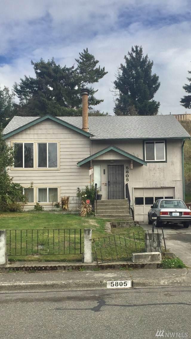 5805 S Gove St, Tacoma, WA 98409 (#1535832) :: The Kendra Todd Group at Keller Williams