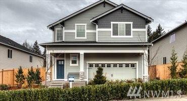 20314 SE 263 (Lot 42) Place, Covington, WA 98042 (#1551812) :: Record Real Estate