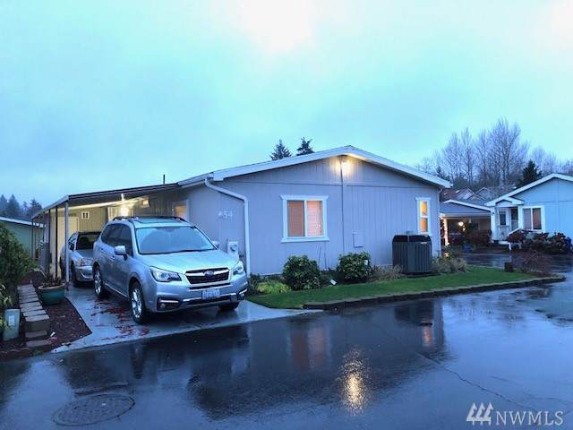 2611 S 288th St #54, Federal Way, WA 98003 (#1557331) :: Crutcher Dennis - My Puget Sound Homes